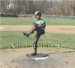Baseball Boy - Pitcher