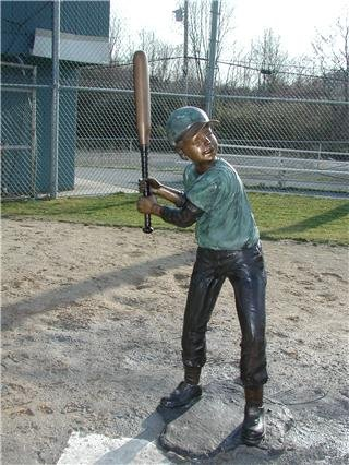 Baseball Boy - Batter
