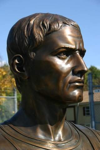 Julius Caesar Bust (Military) Large