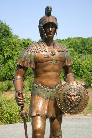 Spartan, Trojan, Roman, Greek Soldiers