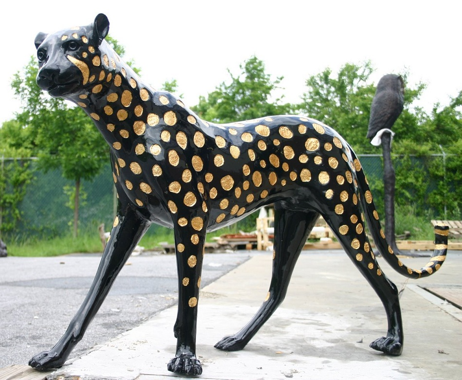 Cheetah (Special Patina)