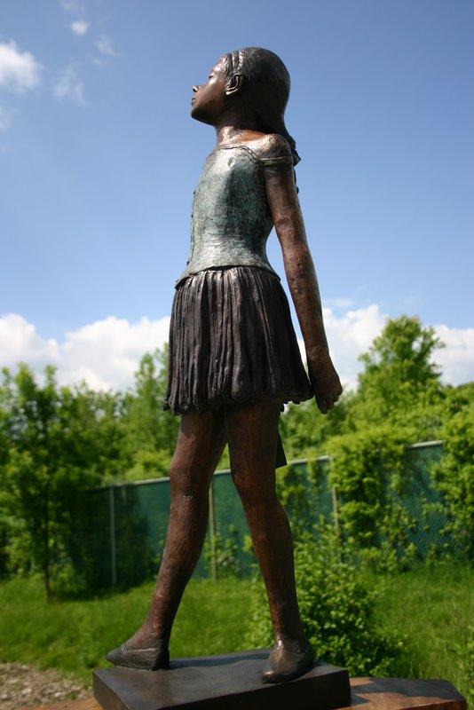 Degas Ballet Dancer Ballerina